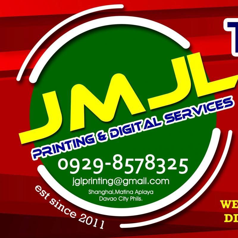 JMJL Printing & Digital Services